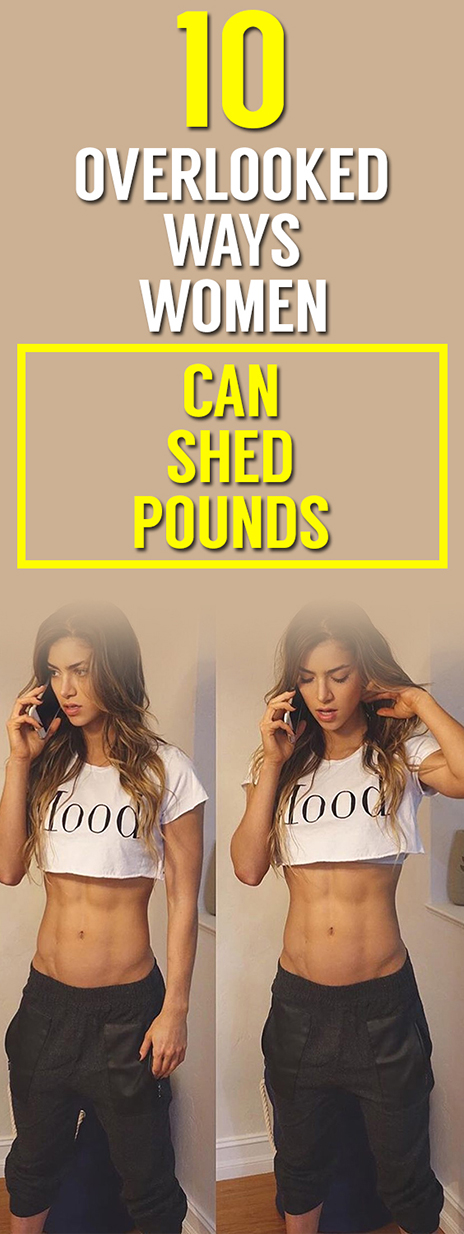 """You've surely heard of the age-old saying, """"simple is best."""" Well, that goes for diets as well. There is a way to shed the extra weight by simply tweaking your lifestyle and diet here and there."""